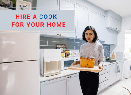 How to Hire a Cook for Your Home?